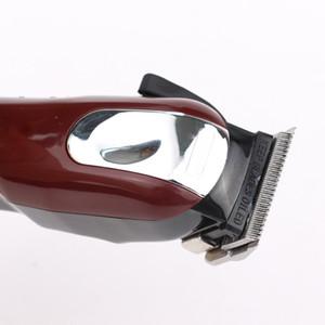 8148 سحر أحمر الشعر حلاقة للرجال الكهربائية كليبرز الشعر اللاسلكي الكبار شفرات المهنية المحلية الانتهازي ركن الشفرة Hairdresse الشحن السريع