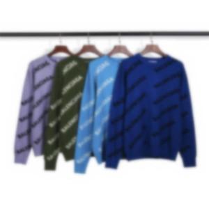 20SS Mens Womens Designer Sweater Luxe Letras Pullover Homens Hoodie Manga Longa Moletom Ativo Bordado Bordado Malhas De Inverno Quente Roupas # 527
