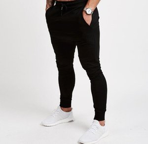 2021 Yeni Moda Eşofman Dipleri Erkek Rahat Pantolon Pamuk Sweatpants Erkek Joggers Baskılı Pantolon Hip Hop Giyim