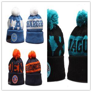 Wholesale winter Beanie Knitted Hats Sports Teams mens snapback hats baseball football basketball beanies caps Women Men winter warm hat