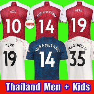 Arsan Futbol Forması 20 21 Pepe Saka Nicolas Ceballos Henry Guendouzi Sokratis Maitland-Niles Tierney 2020 2021 Futbol Gömlek Erkekler + Çocuklar