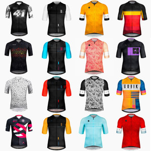 Gobik Equipo Ciclismo Jersey Bicicleta Ropa Racing Deporte Bike Jersey Tops Ciclismo Use Mangas cortas Maillot Ropa Ciclismo 121105