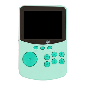 Più nuovo Retro Nostalgic 16-BIT Game Game console Q8 Arcade Game