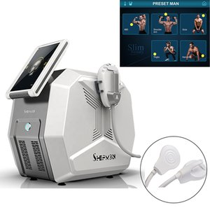 Último cuerpo Sculpt Technology Emslim Burning Machine Ems Tesla Sculpt Dispositivo electromagnético enfocado de alta intensidad