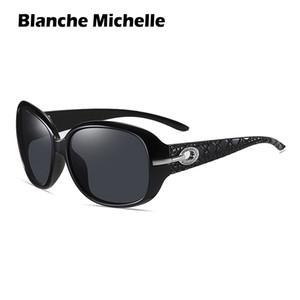 Fashion Elegant Womens Polarized Sun Glasses Anti-glare UV400 Driving Sunglasses Women Luxury Vintage Sunglass 2020 With Box