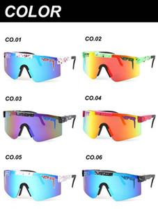 Летние Новые Мода Человек Яма Viper Солнцезащитные Очки Двухместный Поляризованные Зеркальные Очки Olens TR90 Велоспорт Glasse 11Colo Открытый Ветрозащитные Очки