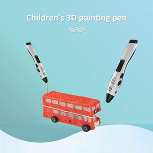 Second Generation Low Temperature Children's 3D Printing Pen (with 4 Consumables)best Selling Gadget1