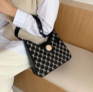 2021 top quality Handbags Women Tote Shoulder Bags Lady Handbag shoulder Bag purse Brand message bag CLUTH designer wallet backpack