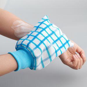 Moroccan Bath Gloves Scrubbing Exfoliating Moisturizing Spa Skin Care Cloth Bath Glove Face Body Bath Gloves DDA2914