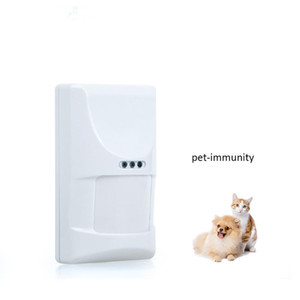 Wireless Pet Immunity Pir Sensor Detector Alarm System Smart Home 433MHz Motion Sensor with Tamper Swtich for Wifi GSM G90B