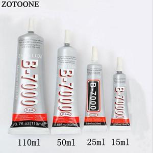 Zotoone 1PC промышленные прочности Супер адгезив чистая жидкость B-7000 клей DIY Телефон Чехол ремесел жемчуг ювелирные стразы D1