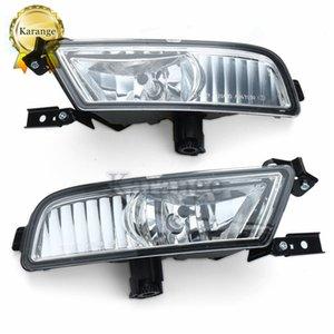 CAPQX For 2015 2016 Honda CRV CR-V Front Bumper Fog Light Foglamp Daytime Running Light Driving Lamp Foglamp with Halogen Bulb
