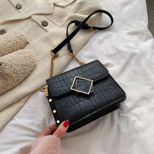 women Stone grain handbags 2020 new fashion mini evening bag crossbody bags girls messenger bag