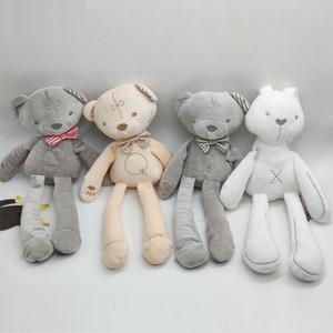 Wholesale 40cm de lapin jouets peluches peluches animaux peluches longues jambes morceaux peluche jouet enfants enfant enfant jolie poupée poupée chronique anniversaire cadeaux d'anniversaire de Noël