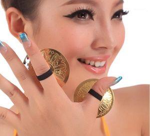 Göbek Dans Parmak Cymals Zills Oryantal Dans Aksesuarları Dekorasyon Satılık1