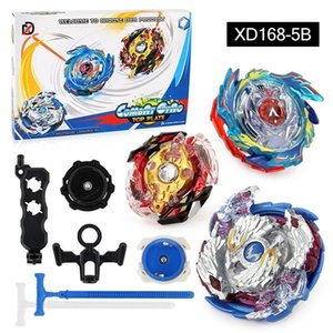 Burst Sparking B-73 B-86 B-97 Spinning Top with Launcher Set Juguetes Metal Fusion Blade Gyroscope Toys for Children Boys Gifts Q1121