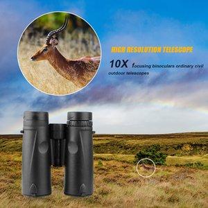 Portable Waterproof 10x42 Hd Hiking Birdwatching K9 Roof Binocular Scope Outdoor Travel Camping Hunting Telescope