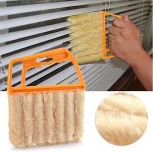 Utile Finestra in microfibra Brush Brush Brush Condizionatore Aria Duster Mini Poltrone da polso lavabile lavabile Pennello in tessuto WQ325