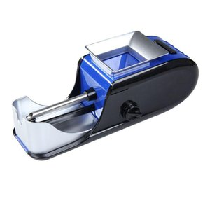 Automatic Electric Cigarette Injector Rolling Machine Tobacco Maker Roller Electronic Grinder Crusher Dry Herb Vaporizer one set