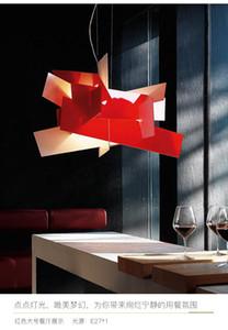 Реплика Foscarini Lamp Lamp Big Bang Stacking Creative Подвески Художественный декор D65CM / 95см Светодиодная подвеска Подвеска