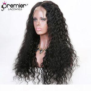 8a Full Lace Human Hair Wigs Brazilian Virgin Human Hair Deep Body Wave New Design Wig Cap 150% Density Affordable Wigs