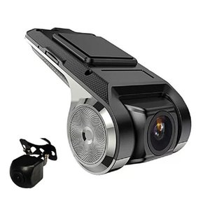 USB DVR Camera Car Viedo DVD Player High-definition Dash Cam Support TF Card Motion Detection EM88