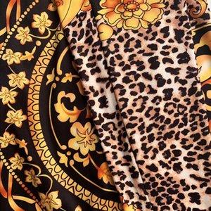 OZC1 Новые чулки Подвеска Бодиссуит Комбинезоны Сексуальные трусики Puntyhose Leopard Print Bodystocking Печатные боди Bodysuit Pungyhose Fetish P