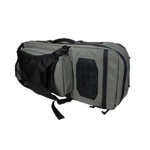 Tbs029-Gy Black Ship Tactical Equipment Storage Bag Multi Purpose Operational Backpack Nylon