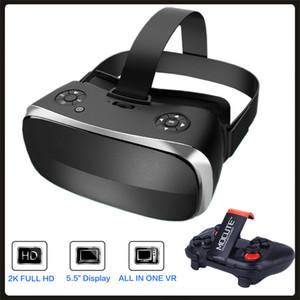 2k HD WiFi HDMI Videobox Smart Brille 5.5 3G RAM Android Virtual Reality Alle in einem VR-Headset 3D-Gläser mit VR-Controller