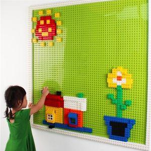 Brinquedos de tijolos de bloco de construção de alta qualidade para crianças mais recentes