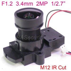 Lens F1.2 StarLights 3.4mm, 2.0MP 1 2.7
