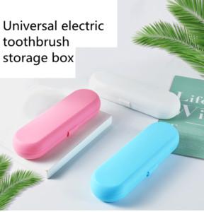 المحمولة حامل فرشاة الأسنان الكهربائية التنزه التخييم فرشاة الأسنان تخزين حالة السفر حالة القضية في الهواء الطلق LLA217