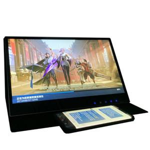 4k tragbarer Gaming-Monitor 15,6 Zoll USB-Typ C 3840 x 2160 HDR IPS 5mm Slim für Computer-PC-Schalter PS5