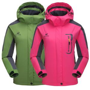 Women Outdoor Camping Hiking Climbing Jacket Coat Top Outwear Windbreaker Sports Apparel Tracksuit Sweater Athletic Blazers 8898 Q1202
