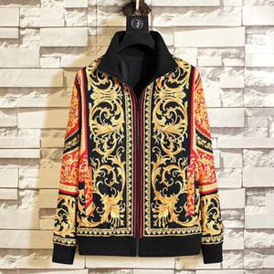 Men's Down & New Parkas luxury warm outwear plus brand jacket new famous designer brand M-3XL 123