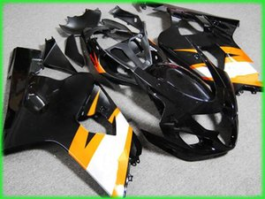 Custom 1000% Fit Injection mold yellow black AD26 fairing kit for 2004 2005 SUZUKI GSXR 600 750 K4 GSXR600 GSXR750 04 05 gsx r750 fairings