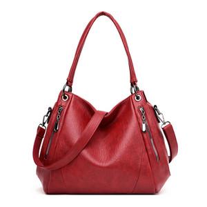 HBP Crossbody Bags for Women Soft Leather Luxury Handbags brand Designer Female Shoulder Messenger Totes Top-Handle Bag Ladies
