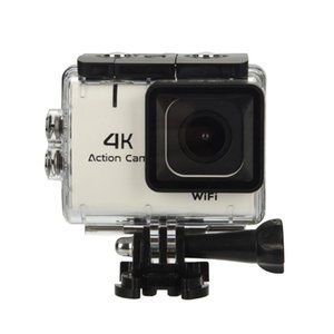 """4K Action Camera 170 Wide-angle Lens Underwater Waterproof Camera HD 60fps Wifi 1.8"""" Touch Screen Cam With Accessories"""