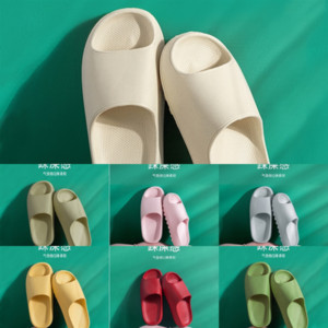 lrsL Fashion seamless sock slipper Fall And Winter Ladies luxury shoes mule slippers ladies leather flat mule shoes love fur fashion
