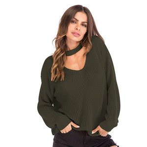 2021 Suéter para mujer Otoño Invierno Nuevo Sweever Sweater Plus Tize Top Sweater Mujeres Casual Estilo