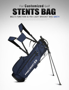 PGM Golf Bag Golf Bracket Package Ultra-light Portability and Large Capacity Golf Gun Bags Can Hold 9 Clubs Support 201027
