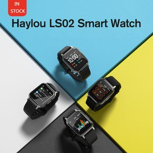 Xiaomi New Haylou LS02 English Version Smart Watch IP68 Waterproof 12 Sport Modes Call Reminder Bluetooth 5.0 Smart Band FY8141