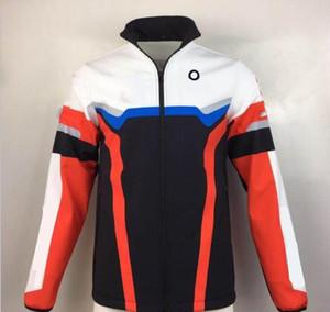 2020 neue Motorradjacke Herbst / Wintergans Down Motorrad Kleidung Casual Riding Top Motorrad Kleidung Jacke winddicht und wasserdicht