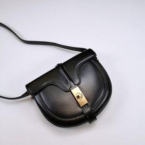 hardware luxury contrast color wide shoulder strap casual mini brand wallet shoulder bag star same color matching small fresh camera handbag