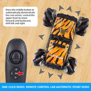 Stunt climbing car remote control car for child electric toy kid gift 04