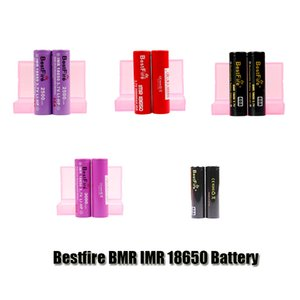 Bestfire Original BMR IMR 18650 Batterie 2500MAH 3000MAH 3100MAH 3500MAH 3500MAH 3500MAH 35A 40A 35A 40A Déphageable Lithium Vape Mod Batterie authentique