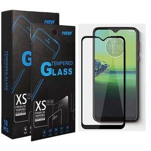 MetroboostMobile Полное покрытие Стеклянные сотовые телефонные экран Protector для Coolpad Legacy Brisa Samsung S20 Fe Cricket Icon 2 Alcatel