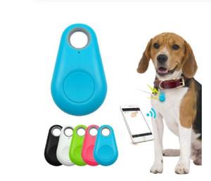 Pet Smart Tracker GPS Anti-perdido impermeables Bluetooth Localizador trazador monedero del animal doméstico para el gato Niños llave del coche Accesorios de cuello