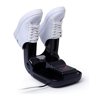 220V / 110V Shoe Shoe Sharier Protector для ног Загрузочный запах Дезодорант Устройство нагревателя 200W EU Plug1