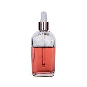 Garrafas de vidro cosméticos vazios mulheres emulsão de perfume gotas de engarrafamento de engarrafamento de engarrafamento de engarrafamento separado Venda quente 1 15YX5 G2